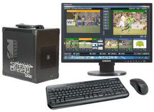 "Stream Breeze Products: ""One"" single input video production switching & streaming system"