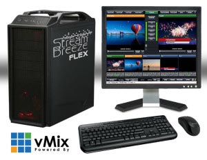 Stream Breeze Flex Video Production System Tower
